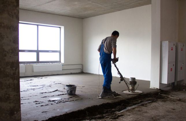 Стяжка підлоги Бучач