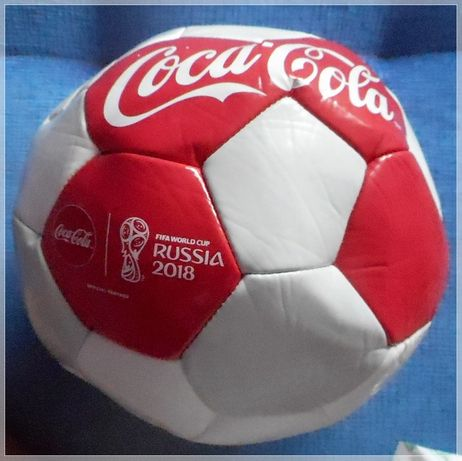 NOWA Piłka Coca-Cola Rosja