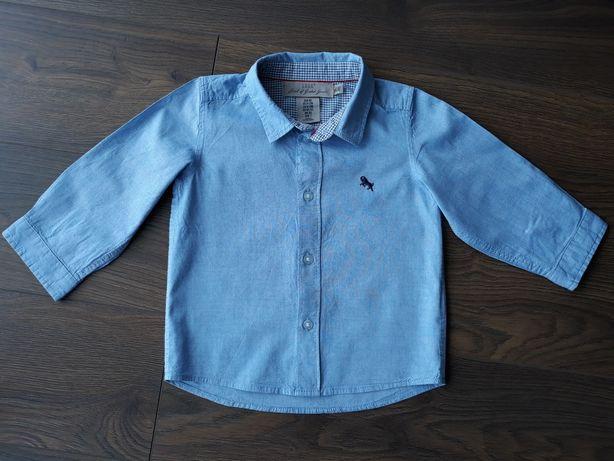 Koszula chłopięca H&M 80 łaty
