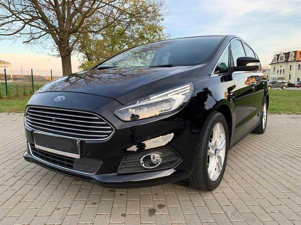 Ford s-max, automat, 180KM, serwis full opcja, skóry