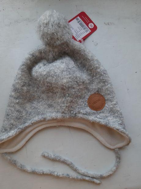 Зимняя шапка для девочки Reima Eiven 518481-9150 52-54 р