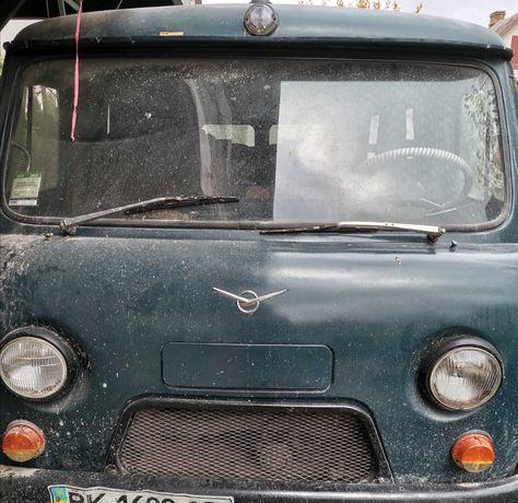 УАЗ 452Д легковий, вантажо пасажирський
