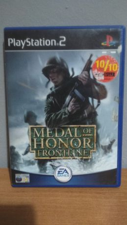 Medal of Honor Ps 2