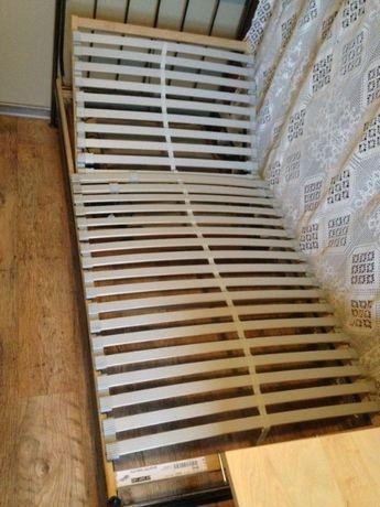 PODNOSZONE automatycznie dno łóżka stelaż REHABILITACYJNE 90x200 Ikea