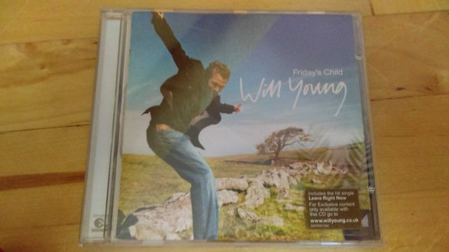 Płyta CD Friday's Child Will Young