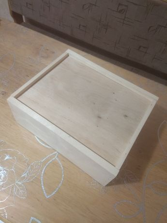 Деревянные ящики, коробки для декора, флористики