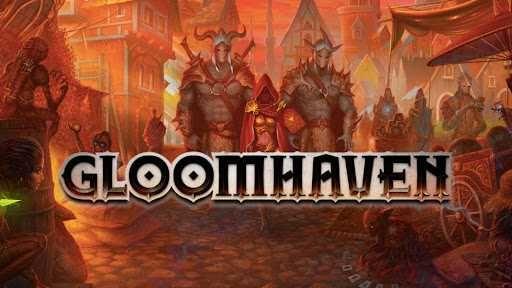 Vendo Gloomhaven (grande)