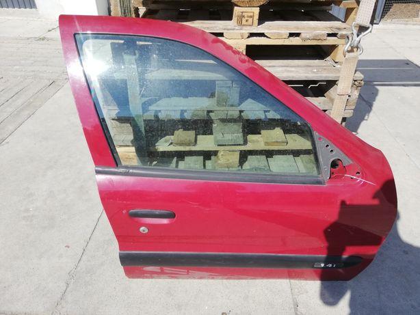 Drzwi przednie prawe Citroen Xsara 1997