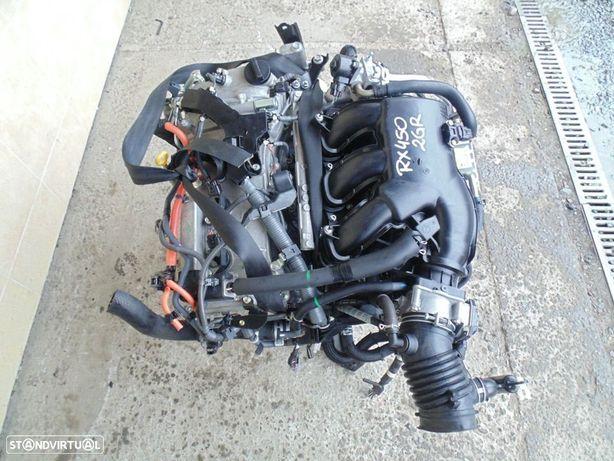 Motor LEXUS RX350 3.5L 277CV - 2GR 2GRFE 2GR-FE
