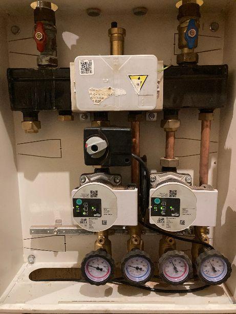Hydraulik - wod-kan, ogrzewanie, gaz, pompy ciepła, rekuperacja.