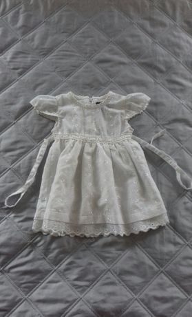 sukienka r. 80