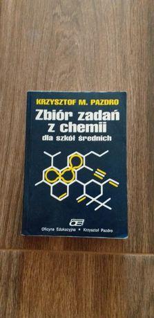 Zbiór zadań z chemii Pazdro