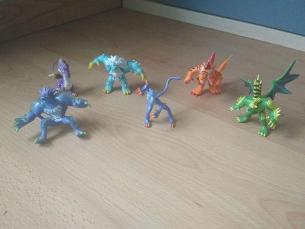 Bonecos miniatura Invizimals