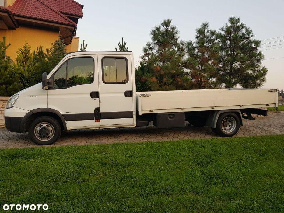 Iveco Daily  3.0 150km,Doka,Skrzynia 390cm,Bliżniak,40c15,Ideał,7 Саки - изображение 1