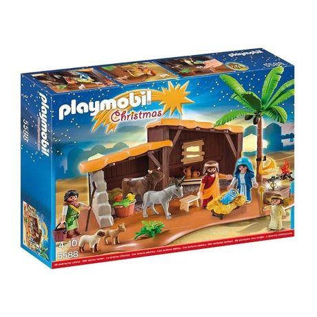Playmobil 5588 Natal novo em caixa