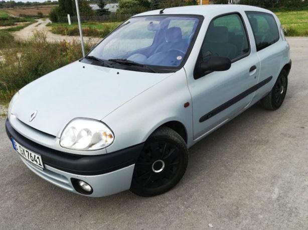 Renault Clio II 1,2 /1,4 8v 3D rok 2000 /cały na części /