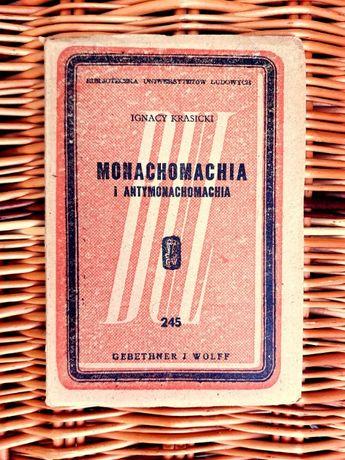 Monachomachia i antymonachomachia - Krasicki Ignacy