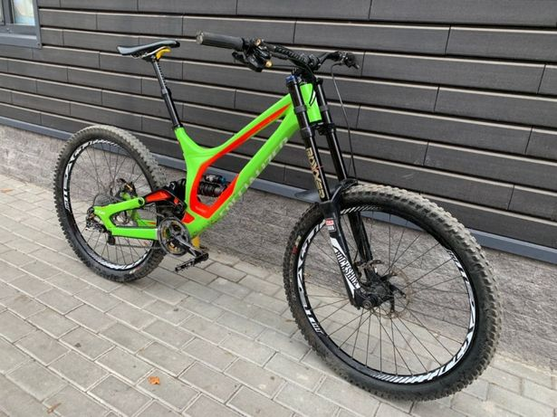 Specialized Demo 8 I Alloy L,Dh Giant Cannondale Commencal Cube Canyon