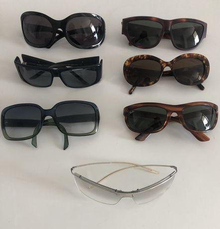 Óculos de ótimas marcas