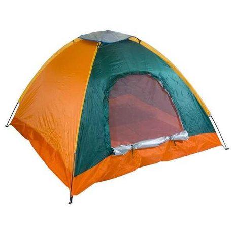 Палатка туристическая 4-х местная 2*2*1.35м намет туристичний надійний