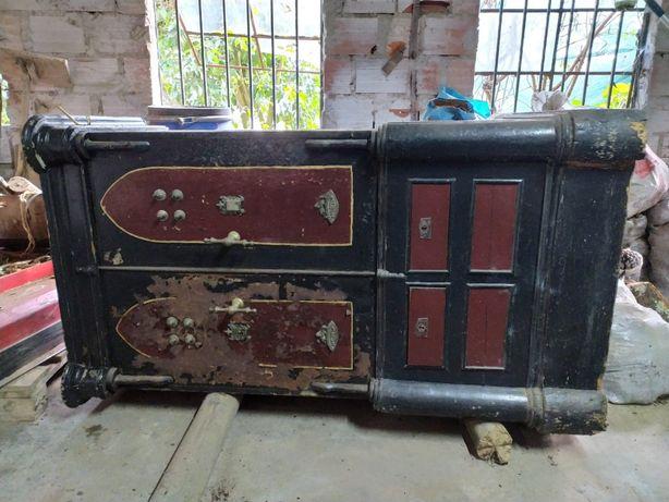 Cofre antigo para restauro
