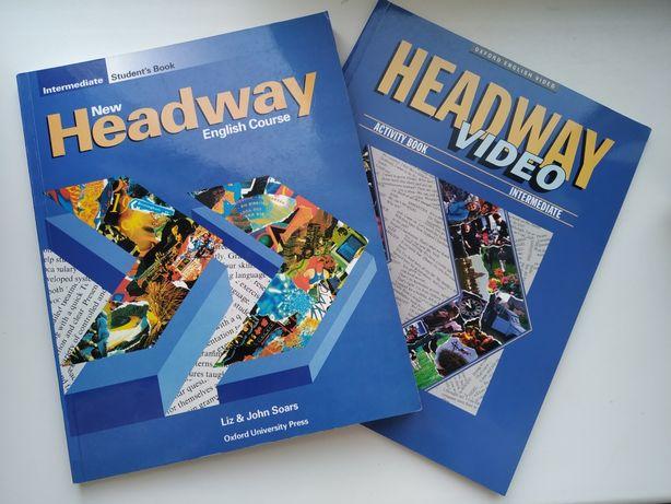 New Headway, English, Oxford Английский, Англійська