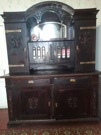 Продам буфет, конец 19 века