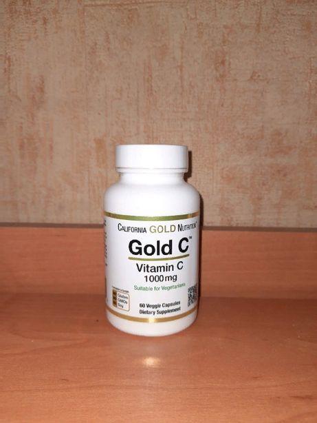 Айхерб iHerb витамин С из США,аскорбиновая кислота.Бестселлер