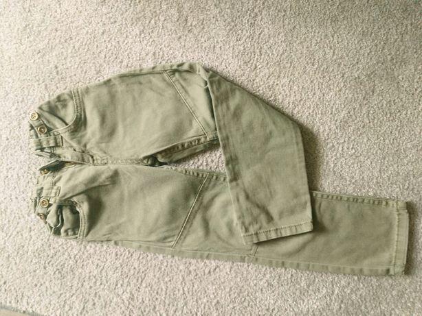 Spodnie chlopiece 110