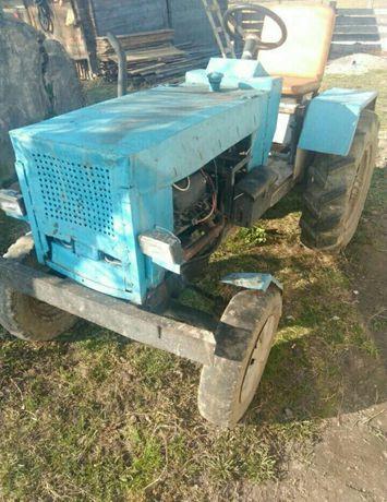 Саморобний трактор продам СРОЧНО