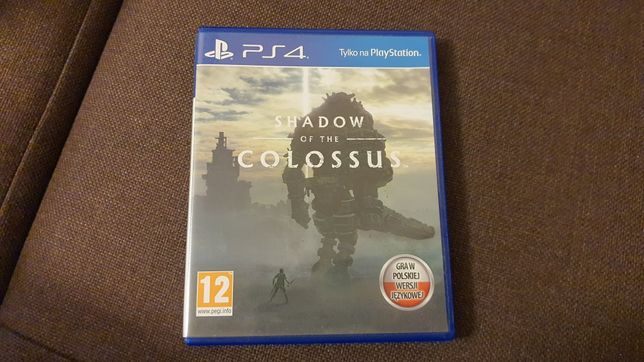 Shadow of the Colossus (PS4) stan idealny