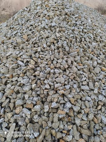Żwir, piasek, tłuczeń, granit różne frakcje HURT, DETAL +TRANSPORT