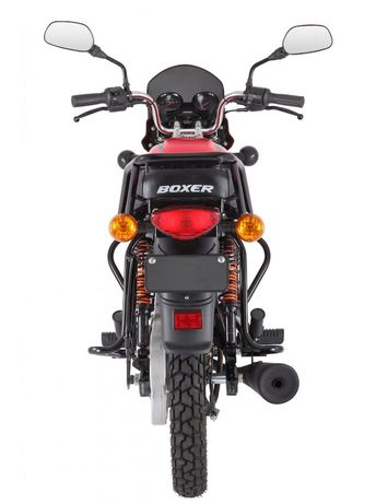Мотоцикл Bajaj 125 X boxer