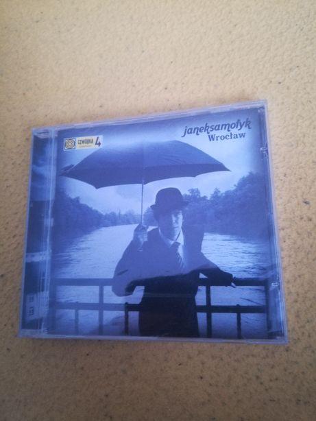 Płyta CD Janek Samołyk - Wrocław