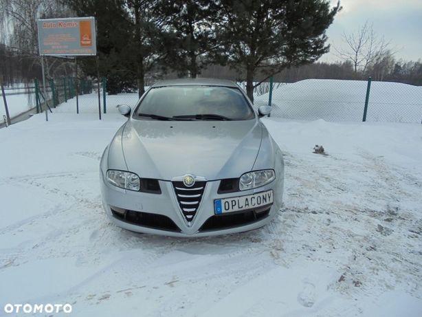 Alfa Romeo GT Klimatronik'ASR'ALU'Tempomat'Grzane'Fotele'Komputer'10xAIR'BAG'