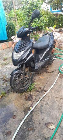 Vendo ou troco moto scooter