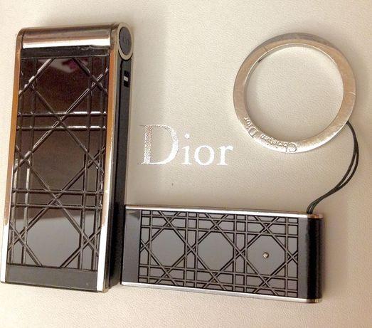 Официальный телефон Dior phone and My Dior. Инкрустирован бриллиантом