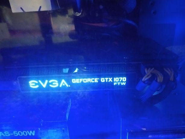 Evga Nvidia 1070 8gb