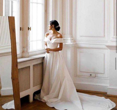 Весільна сукня tyra lanesta