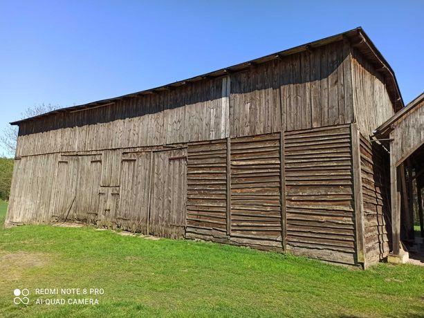 Stara stodoła  do rozbiórki