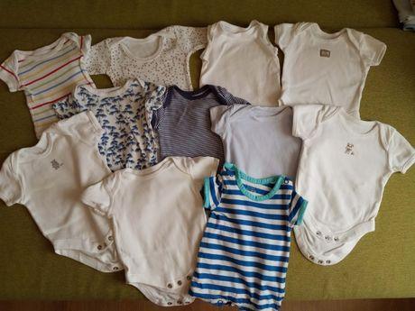 Комплект (пакет)боди (бодиков, песочников) для новорожденного в идеале
