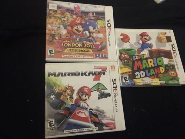 Jogos Mario kart nitendo 3DS