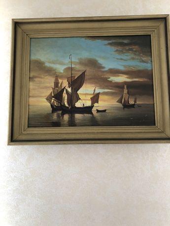 Картина масло 50х60 см