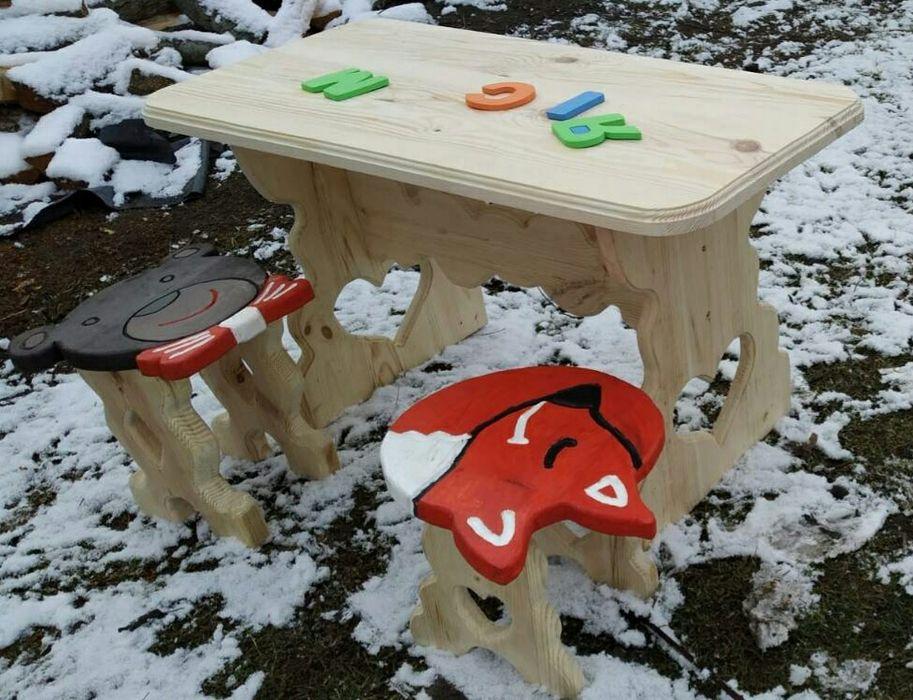 Дитячі столики та стільці Старая Выжевка - изображение 1