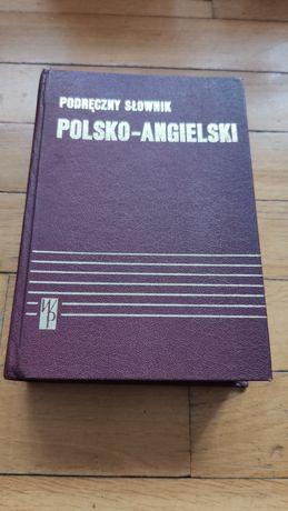 Podręczny słownik polsko-angielski Stanisławski Szercha