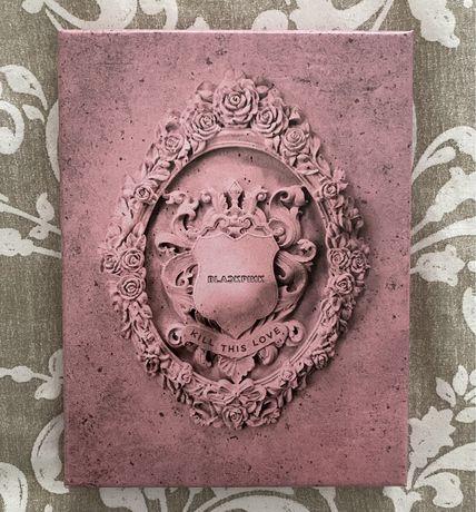"Vendo Mini-Álbum ""Kill This Love"" - BLACKPINK"