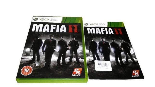Mafia 2 Ii Xbox 360 Xbox One