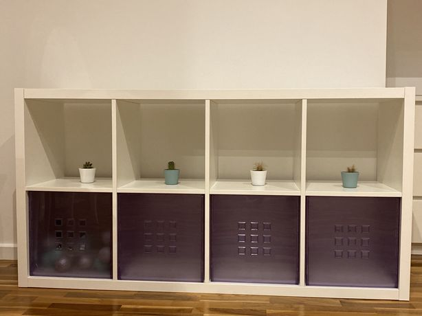 Ikea szuflady do regału