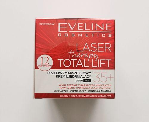 EVELINE Laser Therapy krem, przeciwzmarszczkowy, ujędrniający 35+