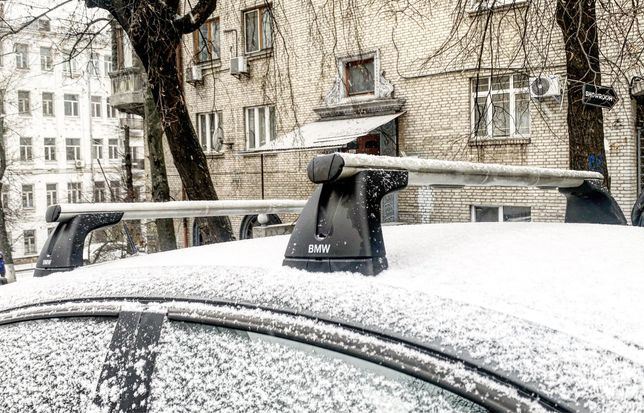 Багажник на крышу поперечины BMW 1/2/3/4-series